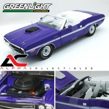 1970 DODGE CHALLENGER 426 HEMI CONVERTIBLE PURPLE